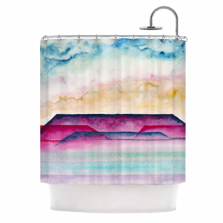 Bathroom Accessories 69 X 70 Shower Curtain Kess Inhouse