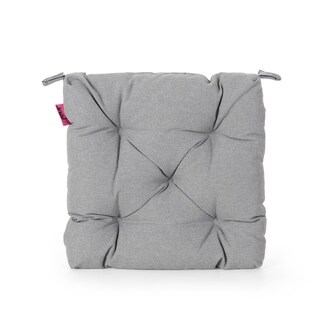 Baird Indoor Fabric Classic Tufted Chair Cushion by Christopher Knight Home
