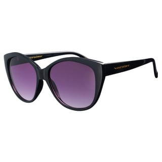 Link to Vernier Womens Black OLIVIA  Ladies Cat Eye Fashion Sunglasses Similar Items in Women's Sunglasses