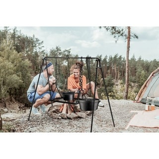Camping Cookware Swing Set