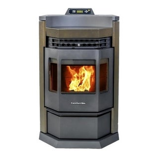 HP22-N Golden Brown Comfortbilt Pellet Stove