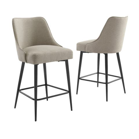 Orrick Counter Height Dining Chair by Greyson Living (Set of 2)
