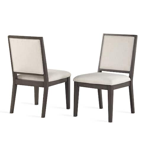 Milano Side Chair by Greyson Living (Set of 2) - N/A