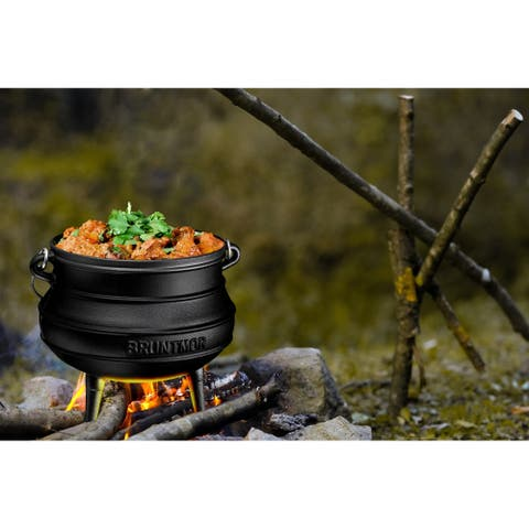 African Potjie Cauldron Pot