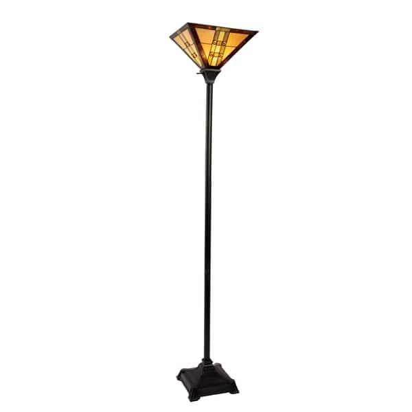 Tiffany Style Floor Lamp Mission