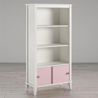 Little Seeds Monarch Hill Poppy Kids White Bookcase - N/A