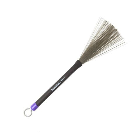 Innovative Percussion WBR1 Medium Gauge Wire Brushes, Pair