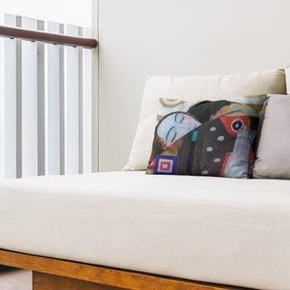 Embrace Outdoor Lumbar Pillow