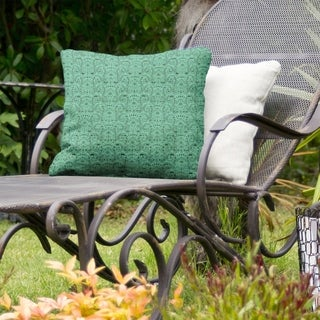 Third Eye Pattern Indoor/Outdoor Pillow