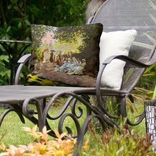 Monceau Park Indoor/Outdoor Pillow