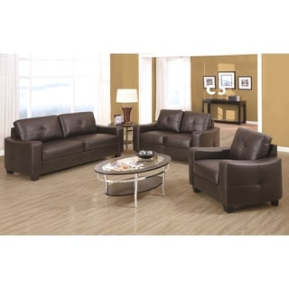 Modern Contemporary Design Brown Living Room Sofa Collection