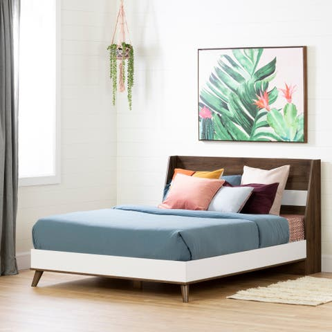 South Shore Yodi Complete Bed- Size Full