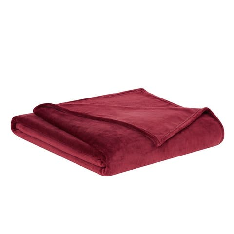 Truly Soft Velvet Plush Blanket