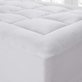 The Mega-Thick Mattress Pad Topper Pillow-Top