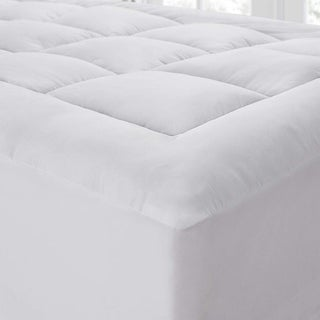 Link to The Mega-Thick Mattress Pad Topper Pillow-Top Similar Items in Mattress Pads & Toppers
