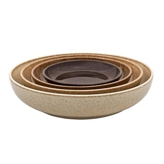 Denby Studio Craft Set of 4 Nesting Bowls
