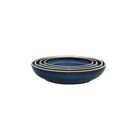 Denby Peveril Set of 4 Nesting Bowls