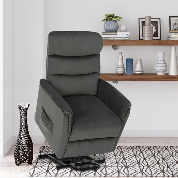 Excellent Shop Avenue Greene Norton Power Lift Recliner Free Onthecornerstone Fun Painted Chair Ideas Images Onthecornerstoneorg