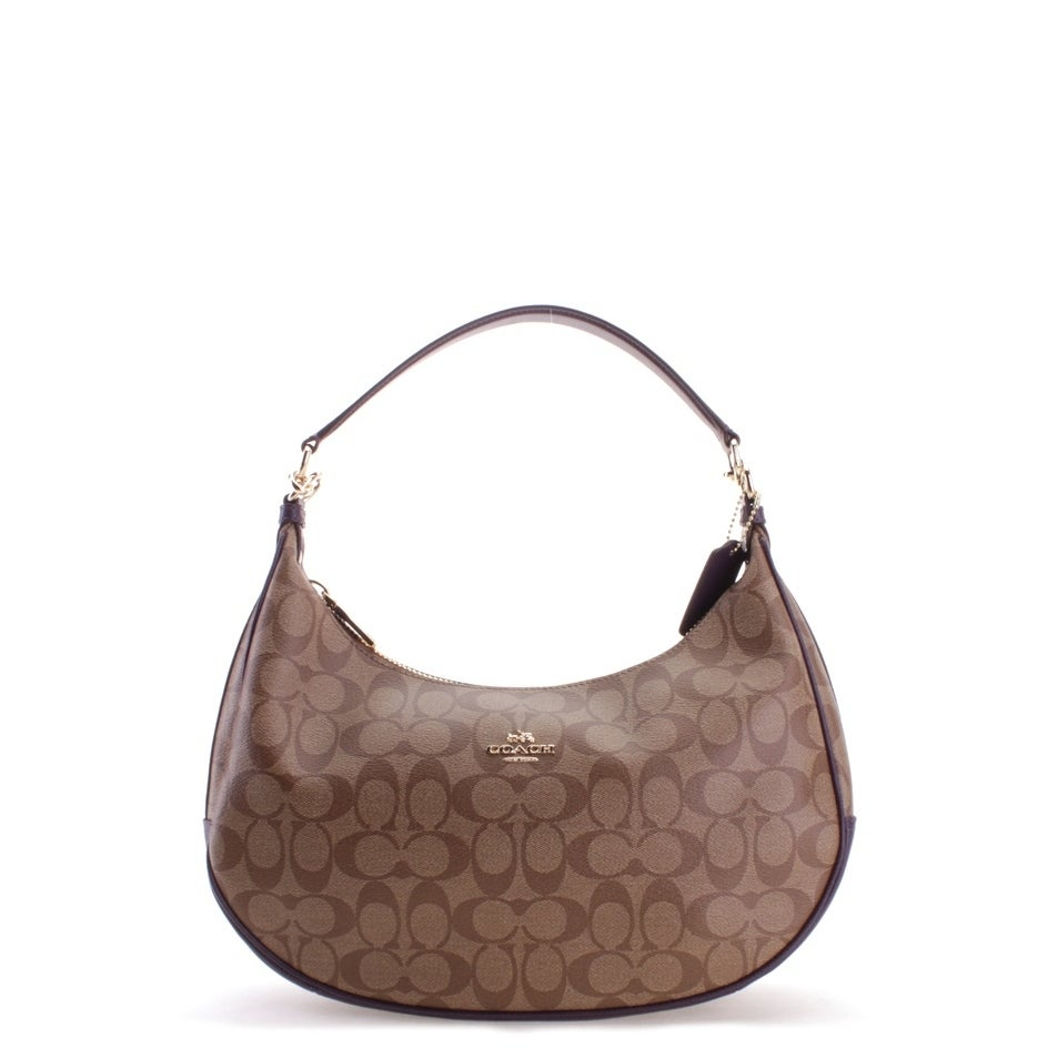 Signature Harley East West Hobo Bag