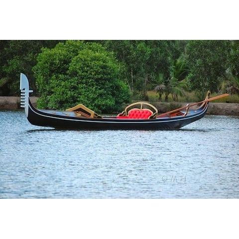Venetian Gondola Real Boat 36