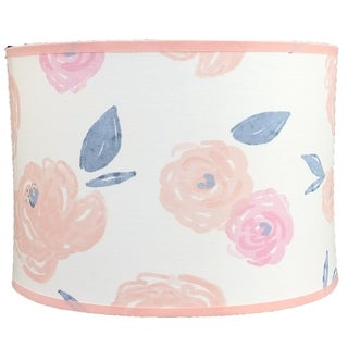 Pam Grace Creations Vintage Rose Lamp Shade
