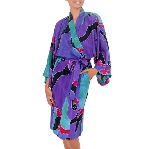 2451e917e Buy Novica Pajamas & Robes Online at Overstock | Our Best Intimates ...