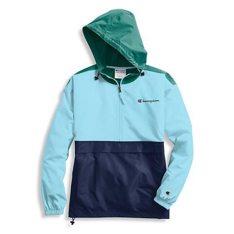 Champion Women's Packable Jacket - Color Blocked