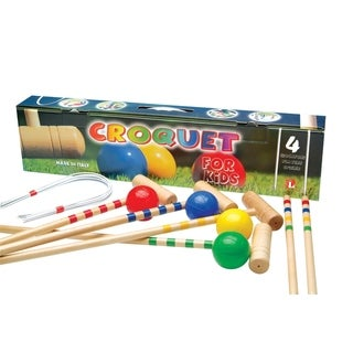 Link to Croquet Set Similar Items in Outdoor Play