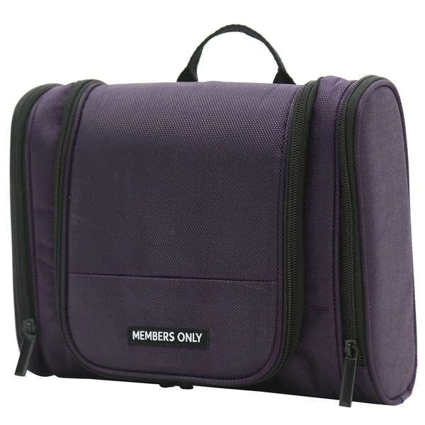 "Holsten 11"" Hanging Toiletry Kit"