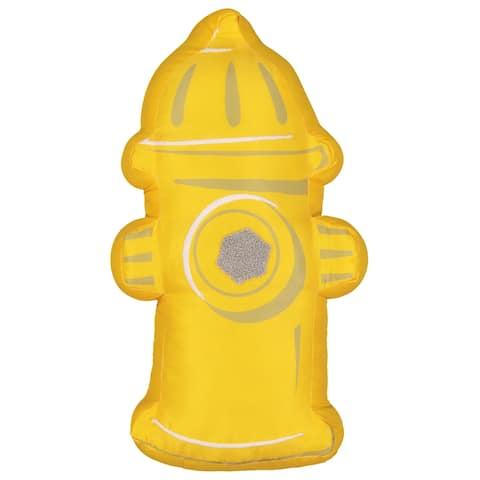 Waverly Kids Hero Squad Fire Hydrant Decorative Pillow