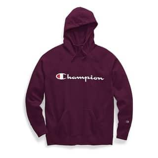 Champion Women's Plus Powerblend® Graphic Hoodie