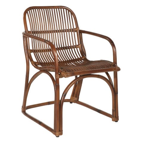 Hastings Chair with Rattan Frame