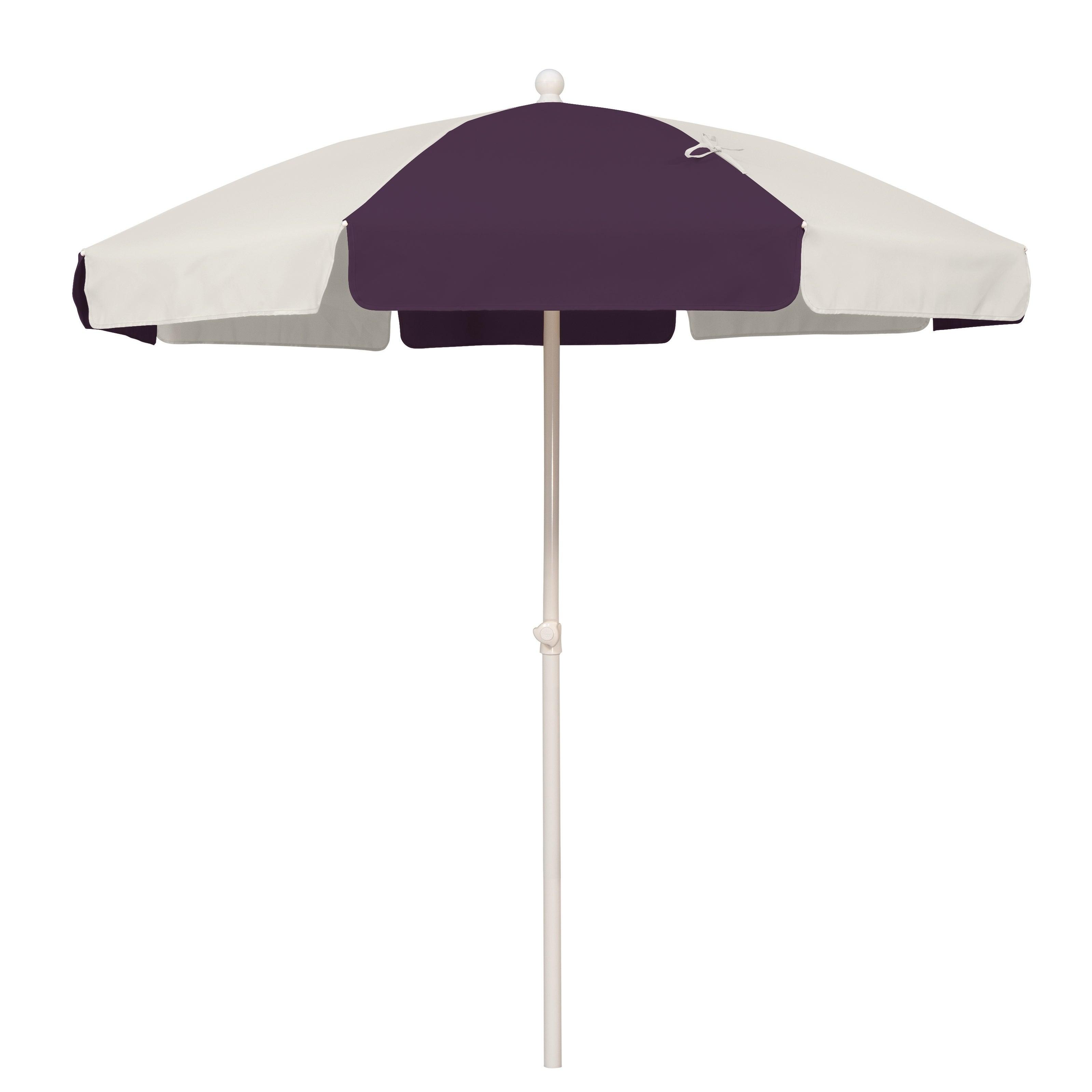 Simplyshade Tahiti 6 5 Beach Umbrella With Fiberglass Ribs And Sand Anchor On Sale Overstock 28442965
