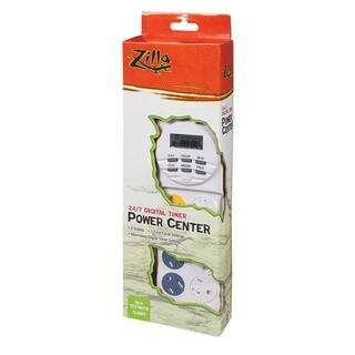 """Zilla 24/7 Digital Power Center 4.125"""" x 2"""" x 12.25"""" - N/A - N/A"""