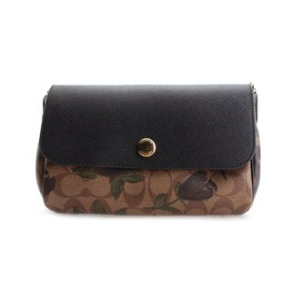 Link to Coach Women's Camo Rose Reversible Crossbody Bag Similar Items in Shop By Style