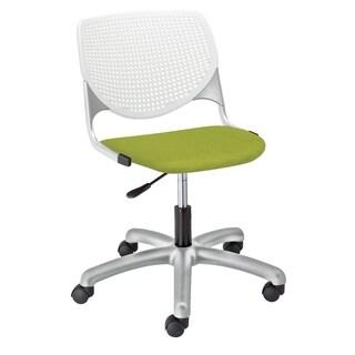 KFI KOOL Computer Chair, Upholstered Seat
