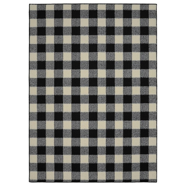 Shop Country Living 7\' x 10\' Living Room Area Rug - 7\' x 10 ...