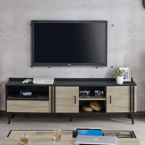 Carson Carrington Vinno Mid-Century Modern 70-inch TV Stand
