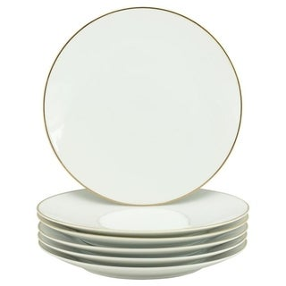 Link to 10 Strawberry Street Coupe Gold Line Dinner Plate, Set of 6 Similar Items in Dinnerware