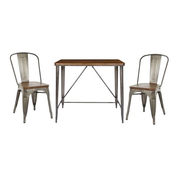Indio Rectangular Dining Table Set