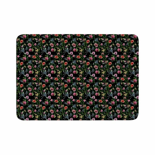 "SHIRLEI PATRICIA MUNIZ ""Little Moments"" Memory Foam Bath Mat"