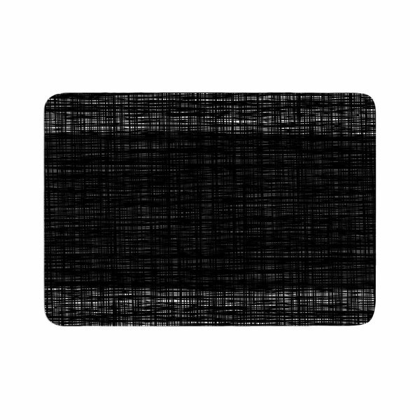"Trebam ""Platno (center Stripe)"" Memory Foam Bath Mat"