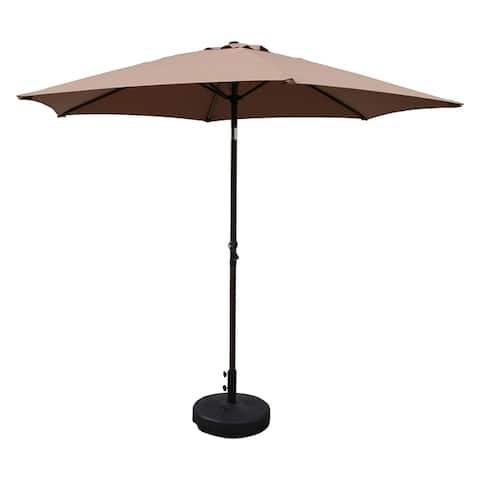 Nunam Iqua Aluminum 9-foot Patio Umbrella by Havenside Home