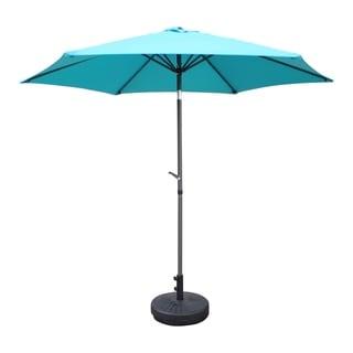 Havenside Home Nunam Iqua Aluminum 9-foot Patio Umbrella