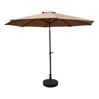 Havenside Home Nunam Iqua Aluminum 10-foot Patio Umbrella