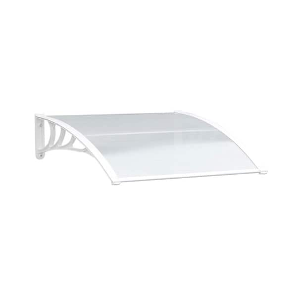 Shop Mcombo 40 X 40 Outdoor Pc Window Awning On Sale Overstock 28453998