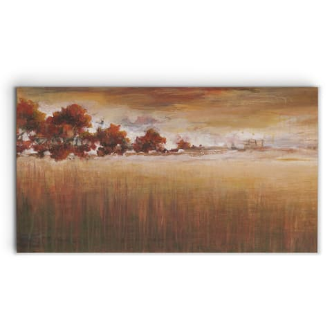 Into The Woods -Gallery Wrapped Canvas