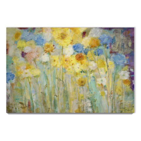 Breezy -Gallery Wrapped Canvas