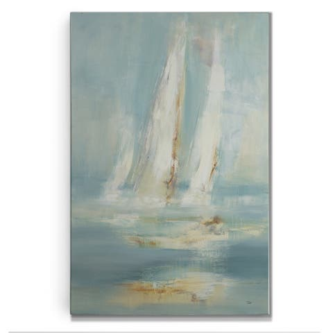 Sail With Me -Gallery Wrapped Canvas