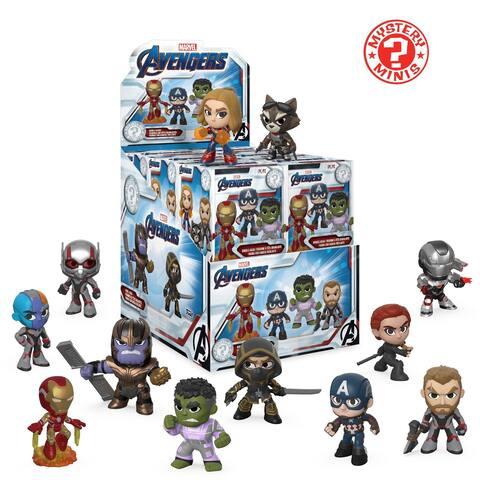 Funko Mystery Mini: Marvel Avengers Endgame - 12 Pack Bundle